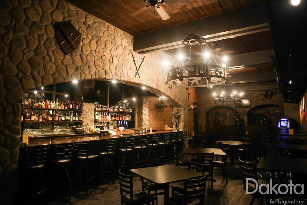 """Enchanted Castle Hotel"" by Gary Greff   Credit North Dakota Tourism"