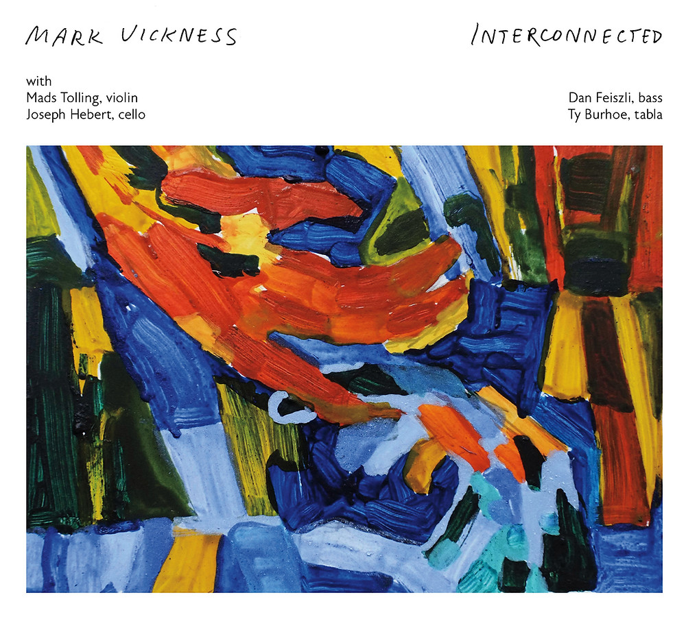 Interconnected by Mark Vickness