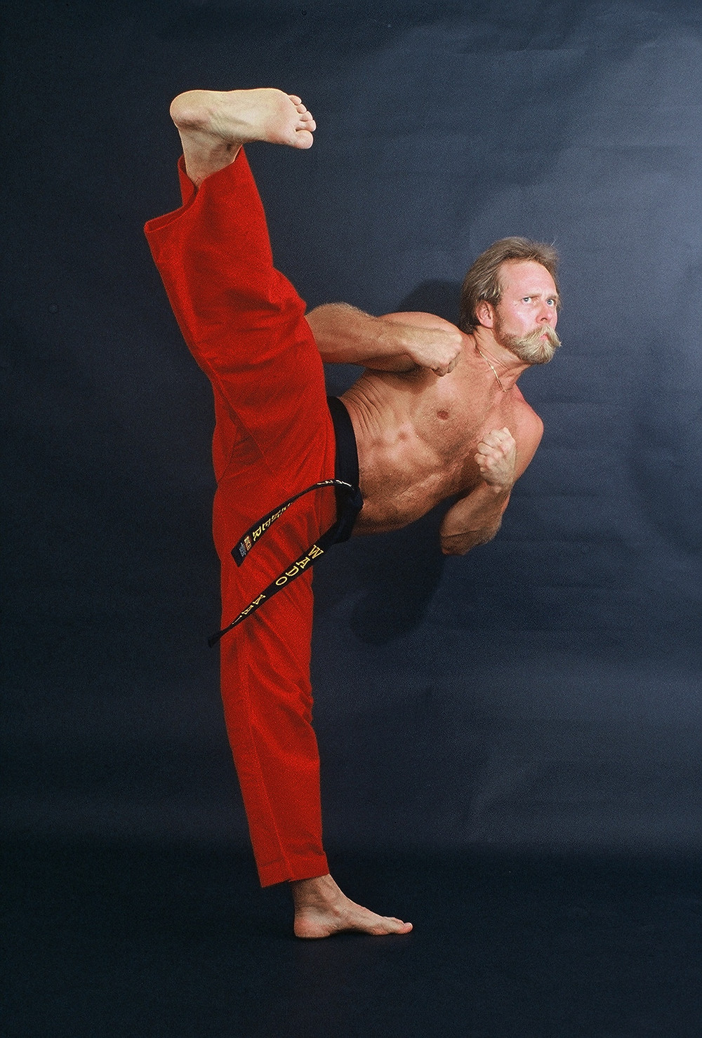 Richard Turner | Martial Arts | Credit: DEALT Movie | Rigging the draw: Documenting the world's greatest card cheat