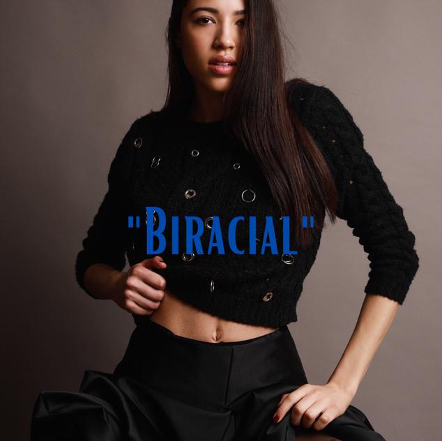 """""""Biracial"""" - Elizabeth Oxley"""