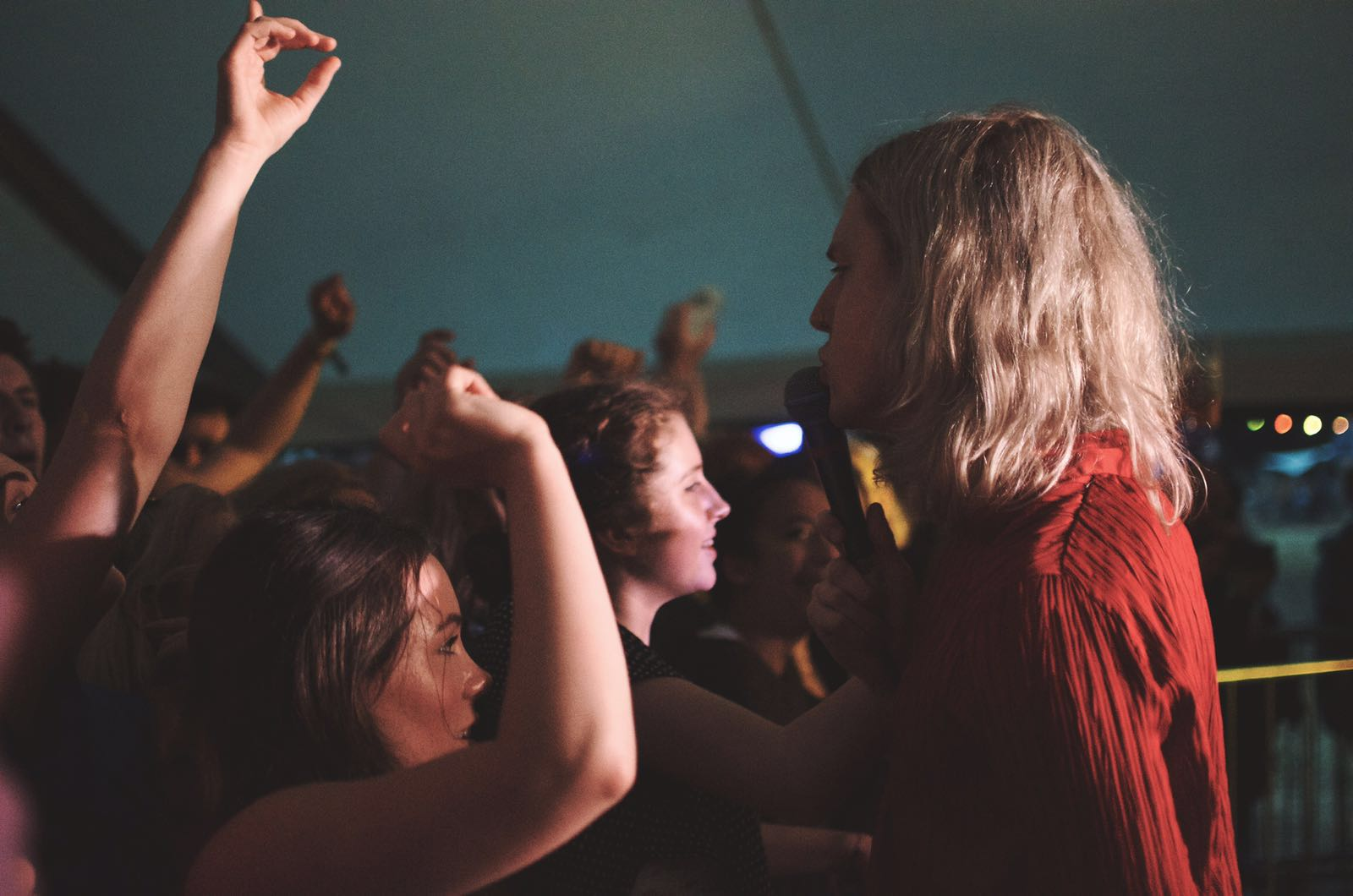 Sundara Karma crowd shot