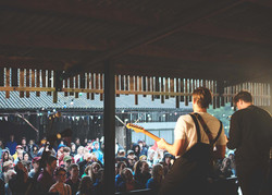 Idle Frets on the Mainstage