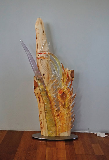"Sculpture ""Hypnos"""