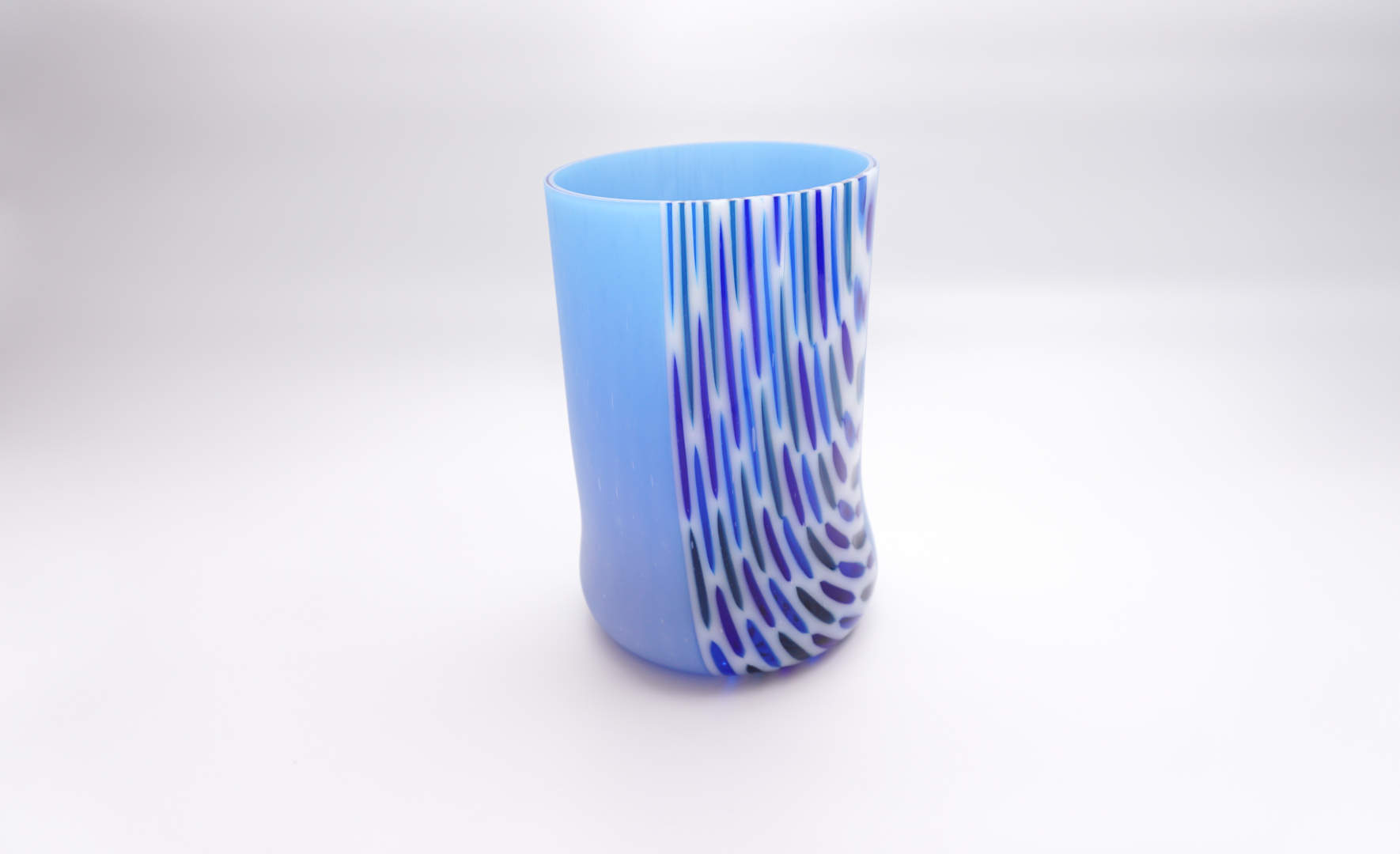 Vase Umkhumba - Light Blue