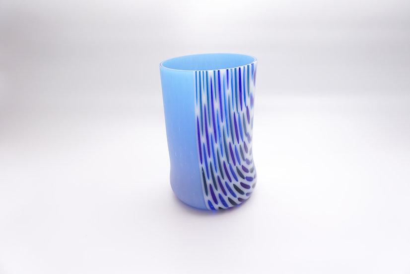 Vase Umkhumba - Light Blue