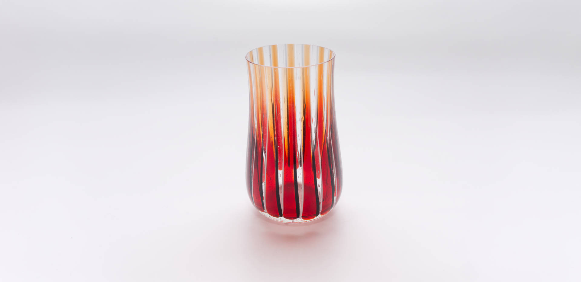 Glas Marimba - Red Vanillia / Black