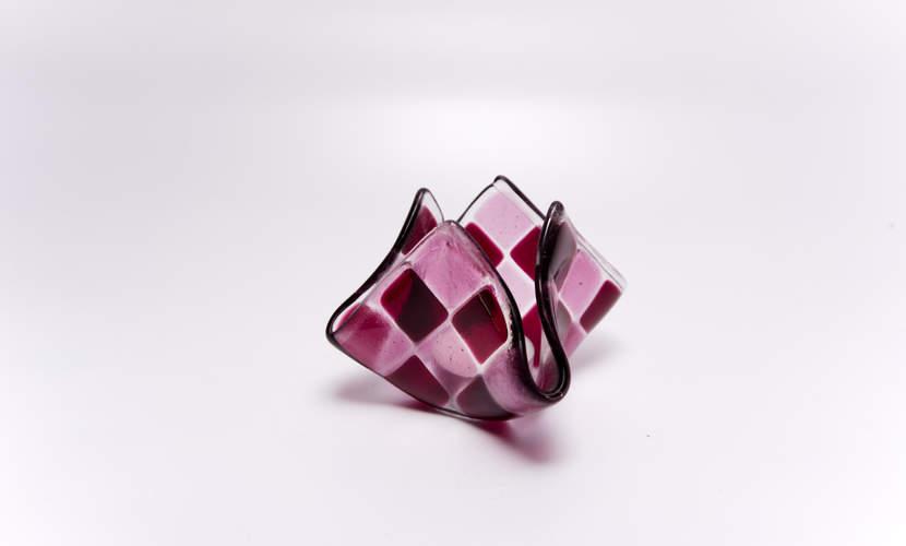 Teelicht klein Violett / Lavendel