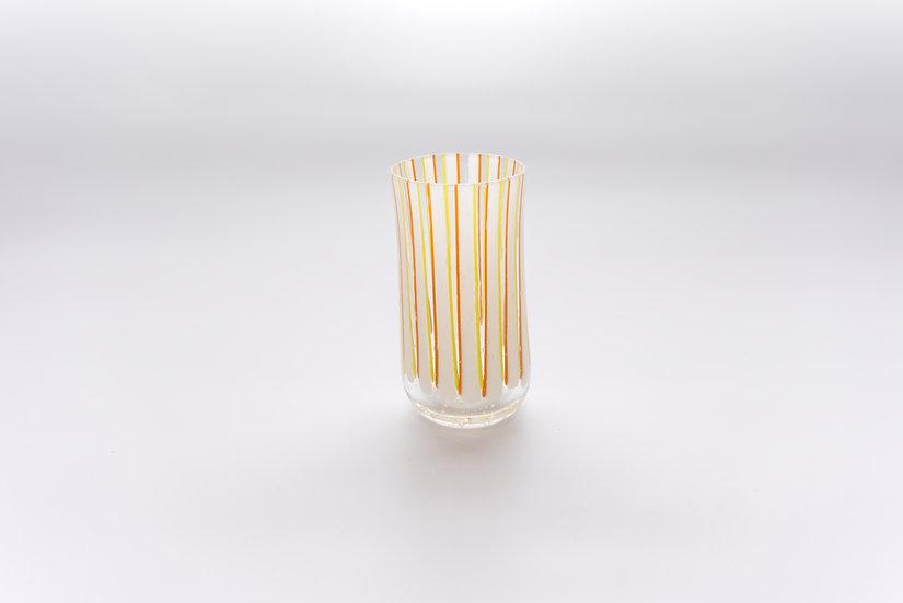 Glas Marimba - White Vanillia / Orange