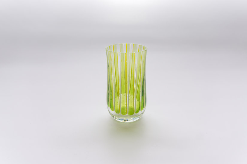 Glas Marimba - Green Vanillia / Yellow