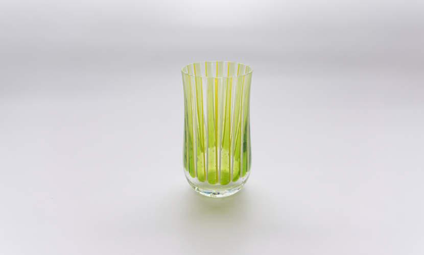 Glas Marimba - Green Vanillia / Yellow