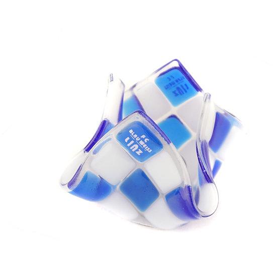 Linz Tea Light - FC Blue White Linz Edition