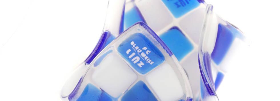 Linzer Teelicht - FC Blau Weiß Linz Edition