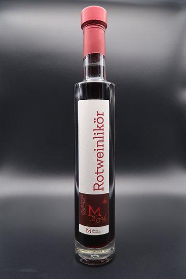 Rotweinlikör 350/500ml