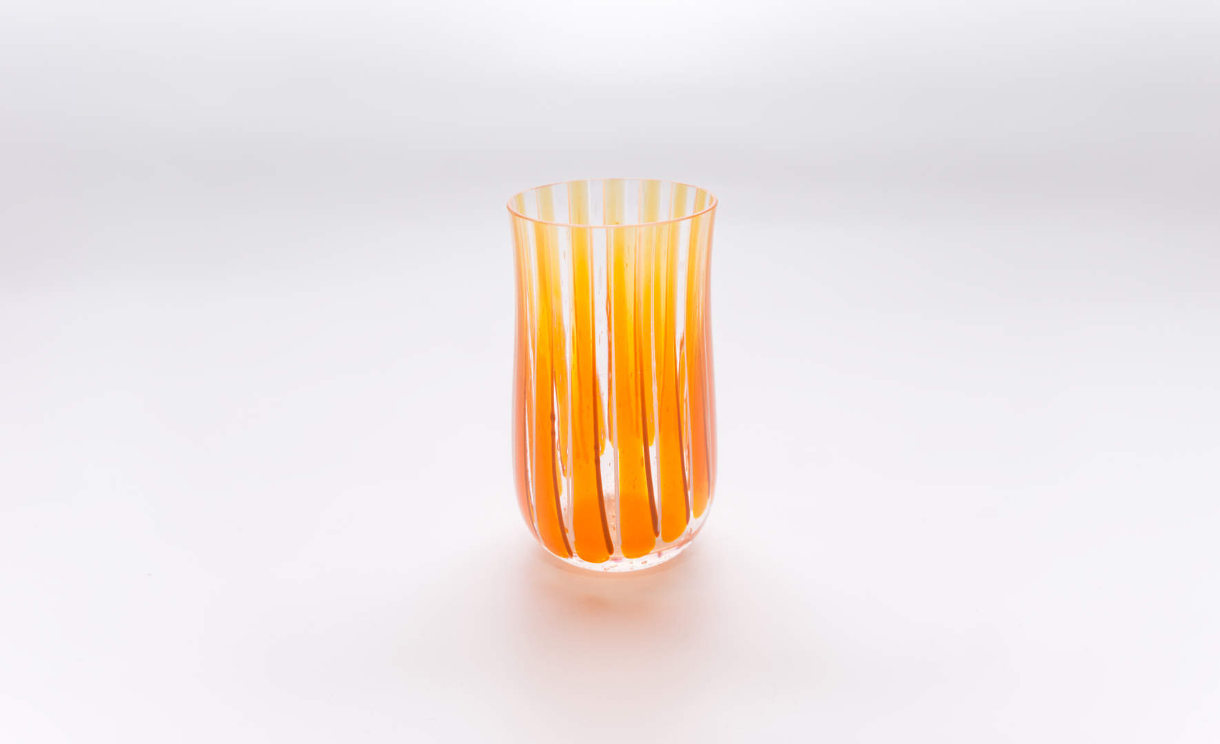 Glas Marimba - Orange Vanillia / Burnt Orange