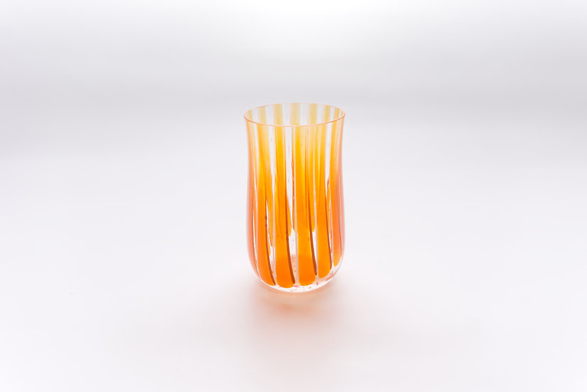 Glas Marimba - Orange Vanillia / Burnt Orange