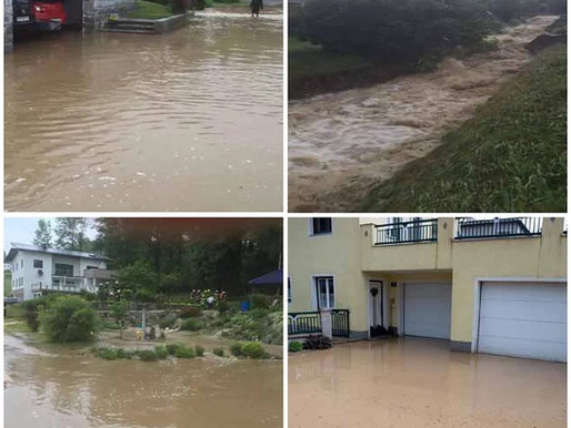 Informationsveranstaltung Hochwasserschutz Krumbach – Grundbach
