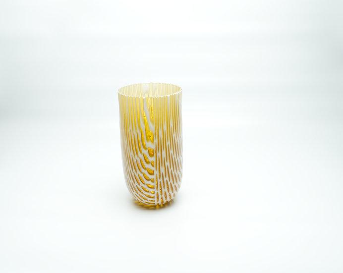 Vase Ibiza Honeywhite