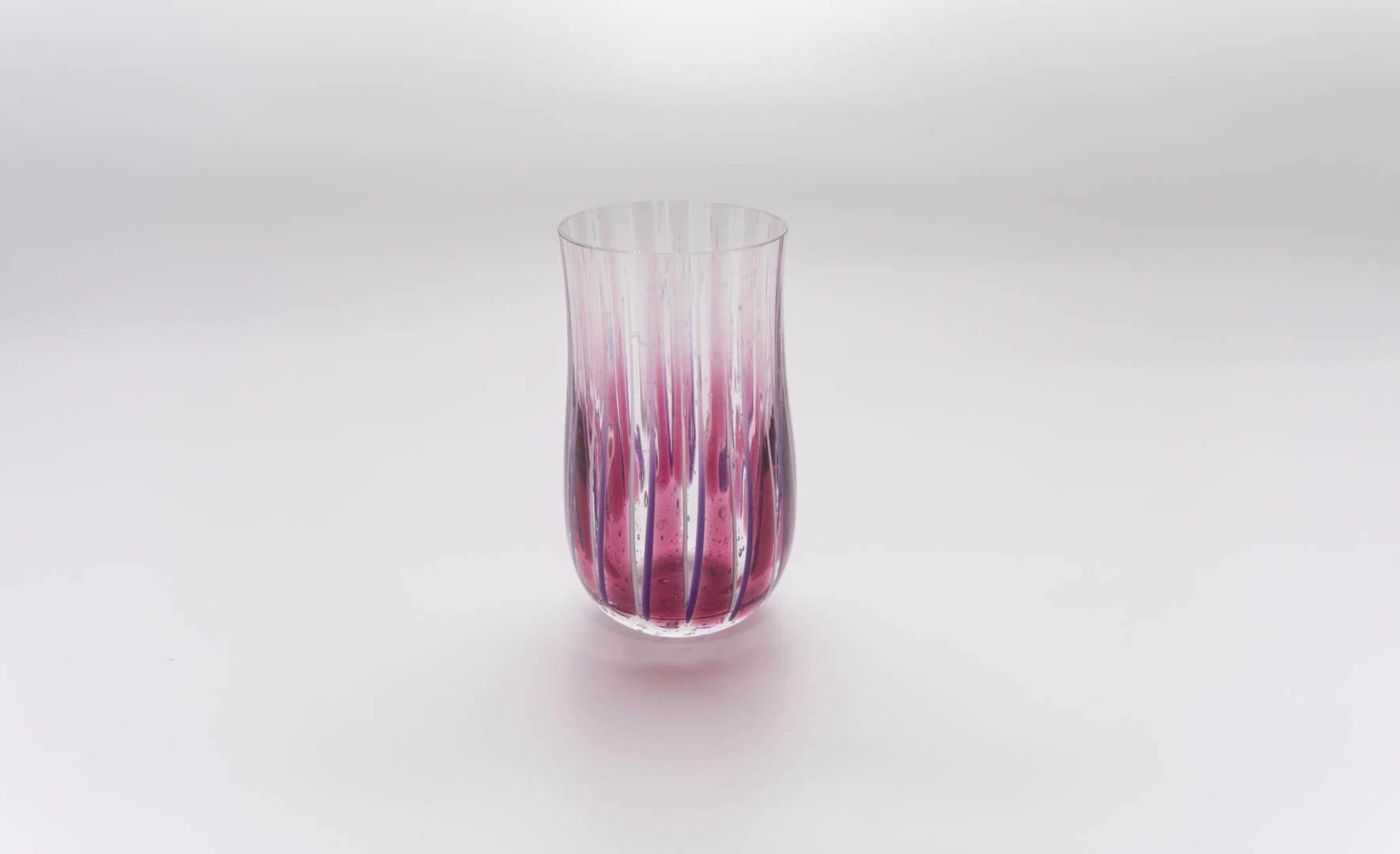 Glas Marimba - Cranberry Vanillia / Violett