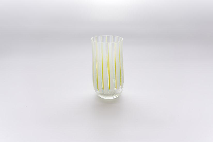 Glas Marimba - White Vanillia / Cobalt