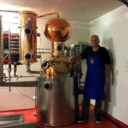 Christian Macho - Macho Destillerie