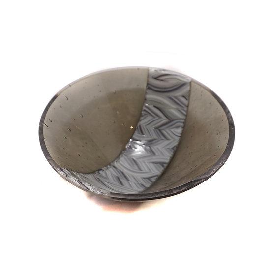 Schale Diamant | Grau