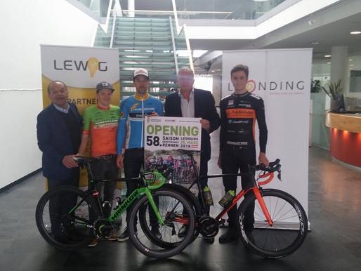 Pressekonferenz zum 58. Radsaison-Eröffnungsrennen 2018