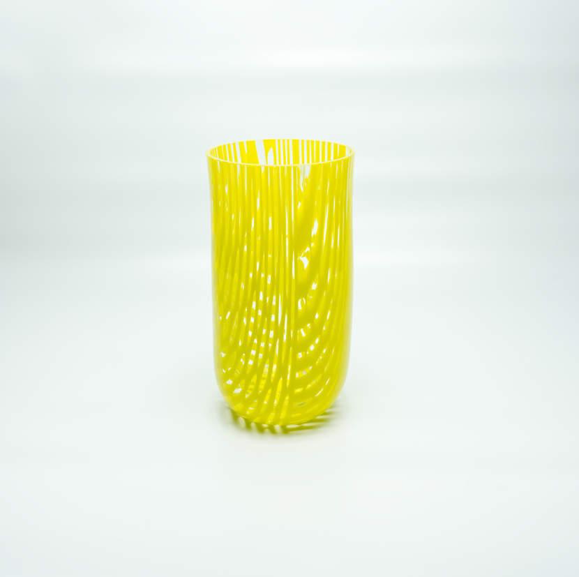 Vase San Diego Clearyellow 01