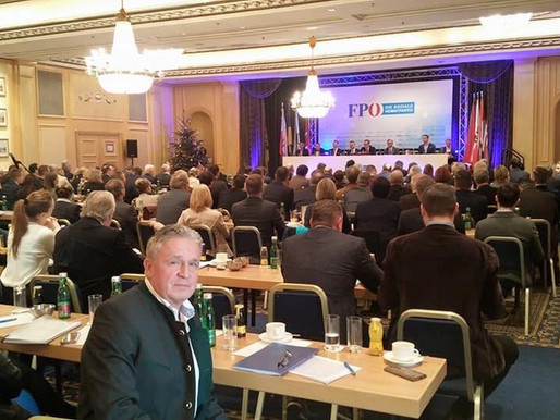 FPÖ Leonding in Wien