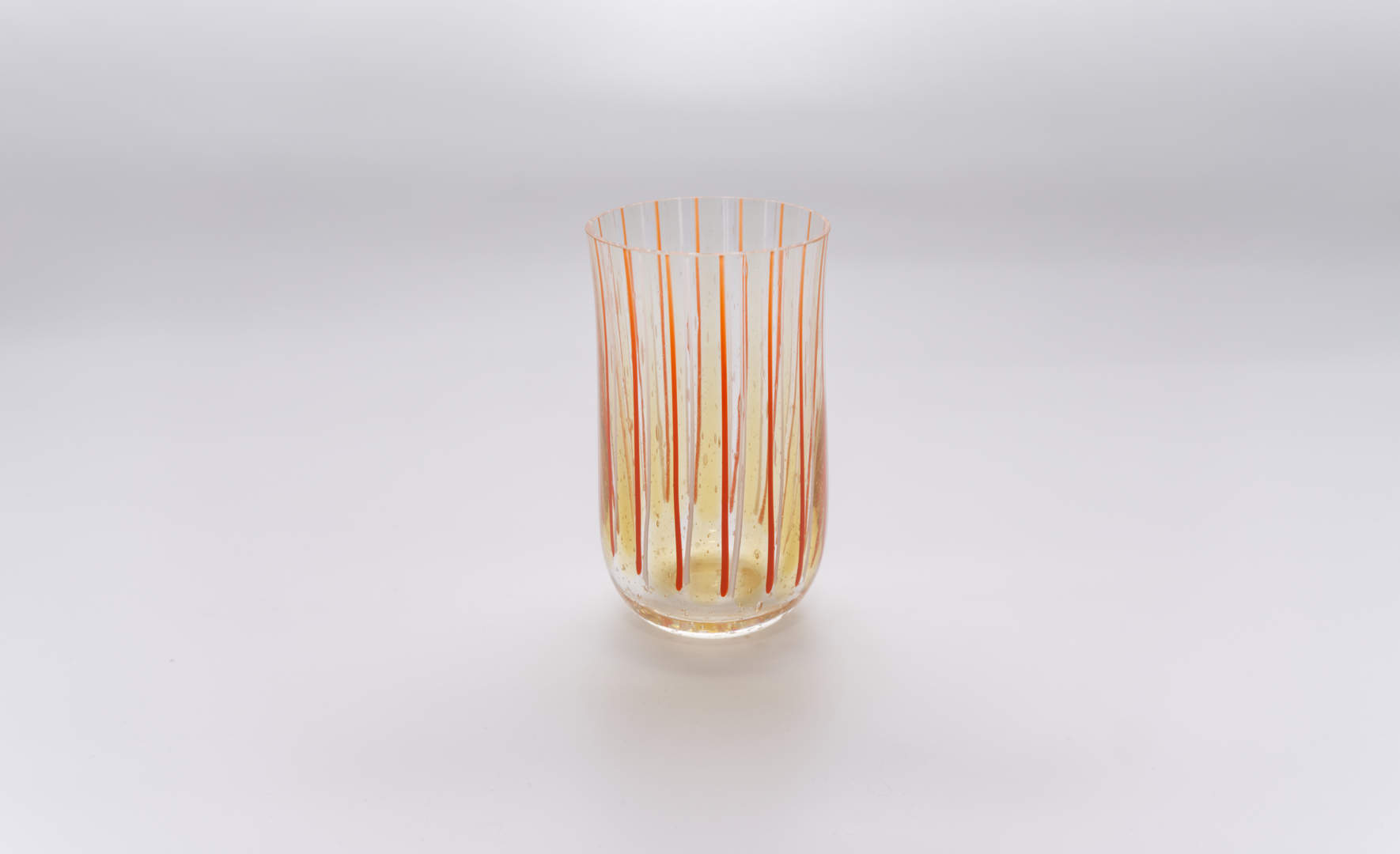 Glas Marimba - Gold Vanillia / Orange