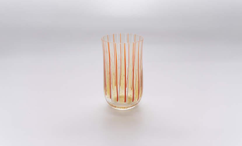 Glas Marimba - Gold Vanillia / Orange