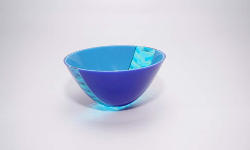 Schale Kalimba - Cobalt Blue, Cyan