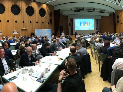 Leondinger FPÖ Politiker vertreten bei der Sitzung der erweiterten Landesparteileitung
