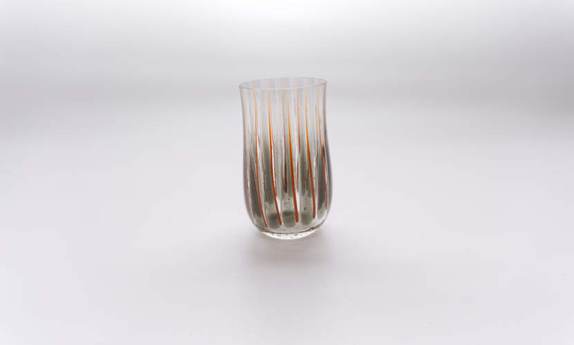 Glas Marimba - Grey Orange / Vanillia