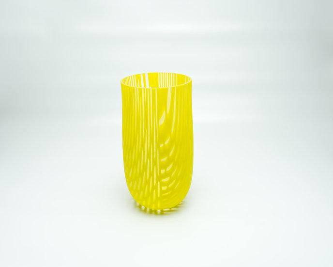 Vase San Diego Clearyellow 02