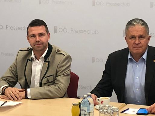 Stadtrat Ing. Peter Hametner tritt als Bürgermeisterkandidat an