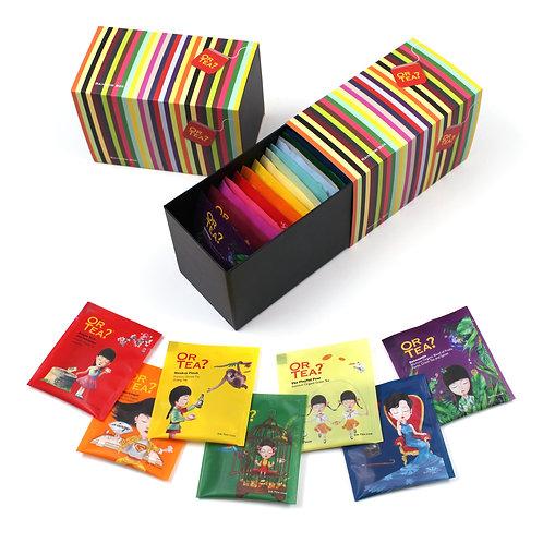 """Or Tea? """"Rainbow Box"""" - Geschenkenbox"""