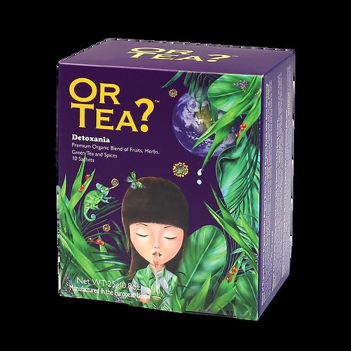 """Or Tea? 10-sachet Box """"Detoxania"""""""