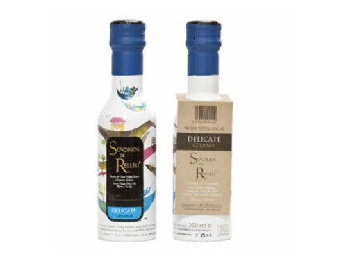 Delicate Coupage Extra Virgin Olive Oil - 250 ml