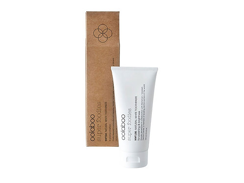 Oolaboo Natural White Toothpaste - 100 ml