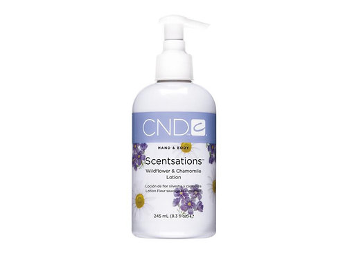 CND Scentsations Wildflower & Chamomile Lotion - 245 ml