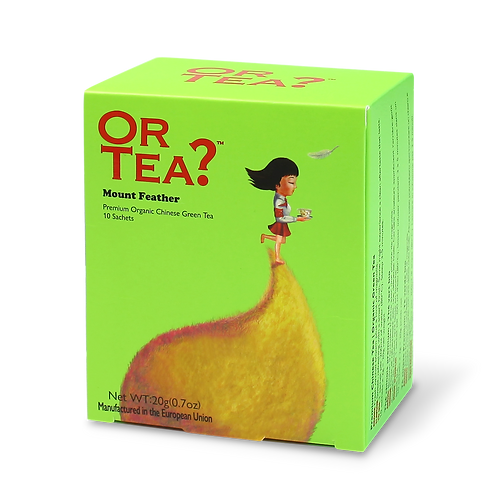 "Or Tea? 10-sachet Box ""Mount Feather"""