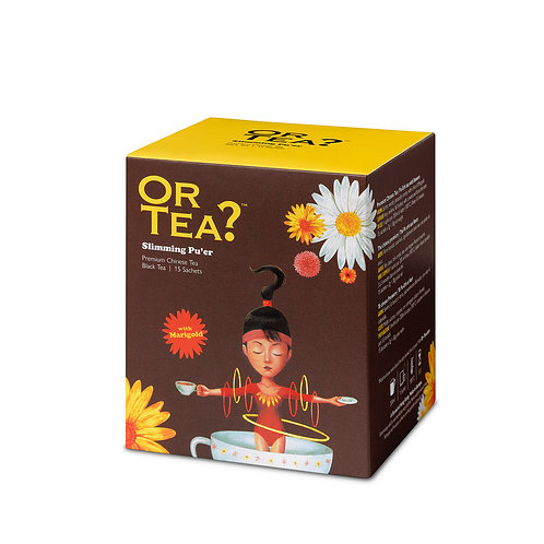 "Or Tea? 15-sachet Box ""Slimming Pu'er"""
