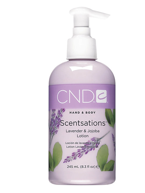 CND Scentsations Lavender & Jojoba Lotion - 245 ml