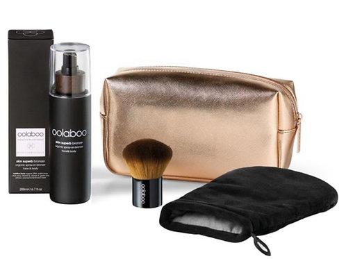 Oolaboo Organic Spray-on Bronzer Starter Kit