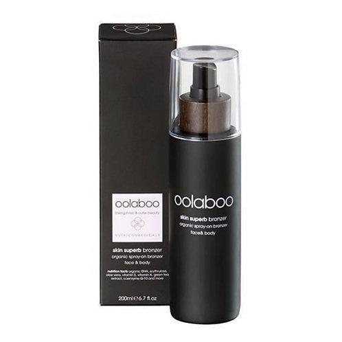 Oolaboo Organic Spray-on Bronzer - 200 ml