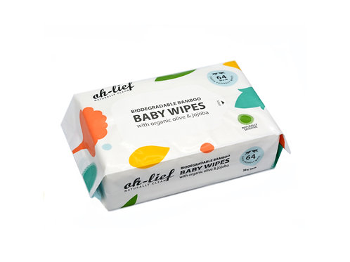 oh-lief Baby Wipes