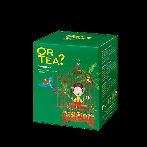 "Or Tea? 15-sachet Box ""TropiCoco"