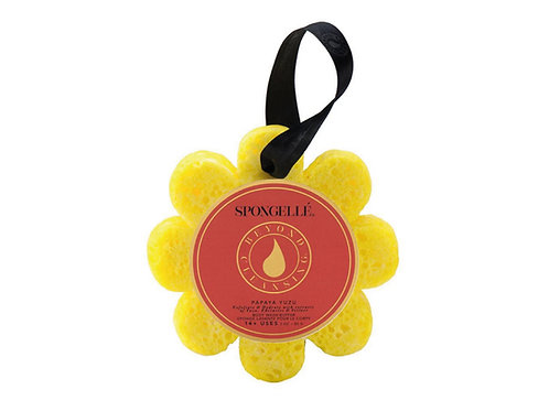 Spongellé Papaya Yuzu Wild Flower