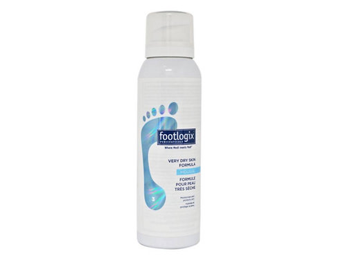 Footlogix Very Dry Skin Formula - 125 ml