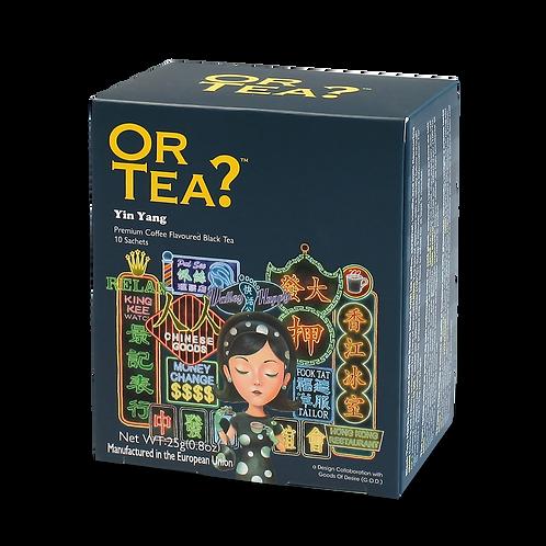 "Or Tea? 10-sachet Box ""Yin Yang"""